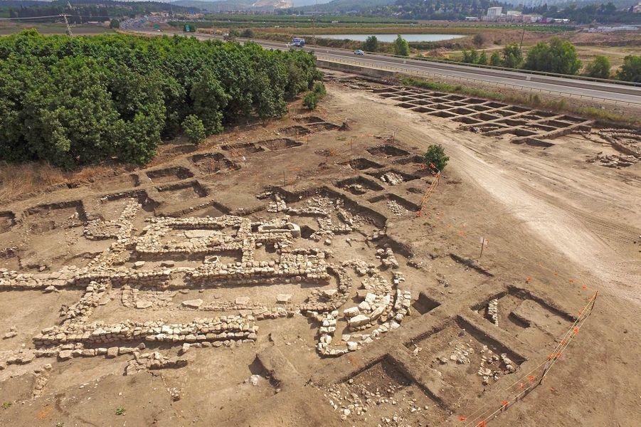 Découverte d'une ancienne ville de 5 000 années en Israël